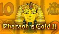 777 игровой автомат Pharaoh's Gold II бесплатно от Вулкана
