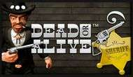 Dead or Alive - игровой автомат бесплатно и без регистрации
