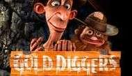 Игровой автомат Gold Diggers бесплатно и без регистрации