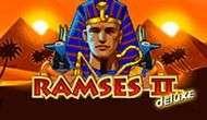 Игровой автомат Ramses 2 Deluxe бесплатно