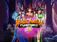 Игровой онлайн-автомат Удача на Хэллоуин II