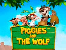 Обыграй азартную игру Поросята и Волк