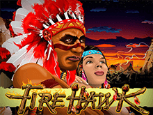 Новый игровой автомат Fire Hawk со специальными символами
